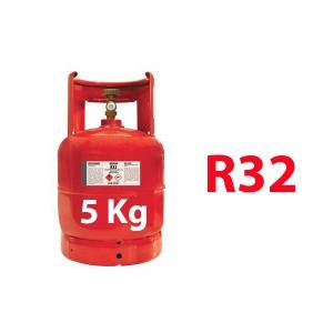 Gas refrigerante r32