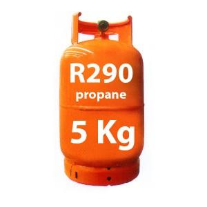 Refrigerante compatible con r290