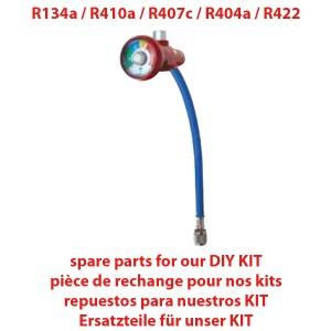 kit pressure gauge spare part