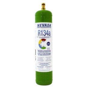 R134a refrigerant gas recharge suitable for DIY kit refrigerator