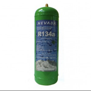 2 Kg R134a REFRIGERANT GAS REFILLABLE CYLINDER
