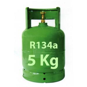 r134a r134 5 kg k ltemittel gas nachf llbar gasflasche. Black Bedroom Furniture Sets. Home Design Ideas