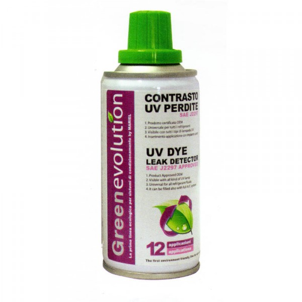 Uv leak detector dye spray for car