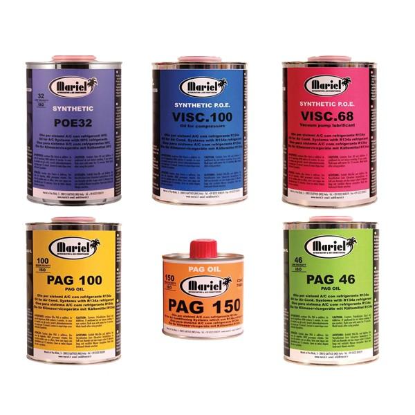 Ester aceite para compresor viscosidad 32 for Aceite para compresor
